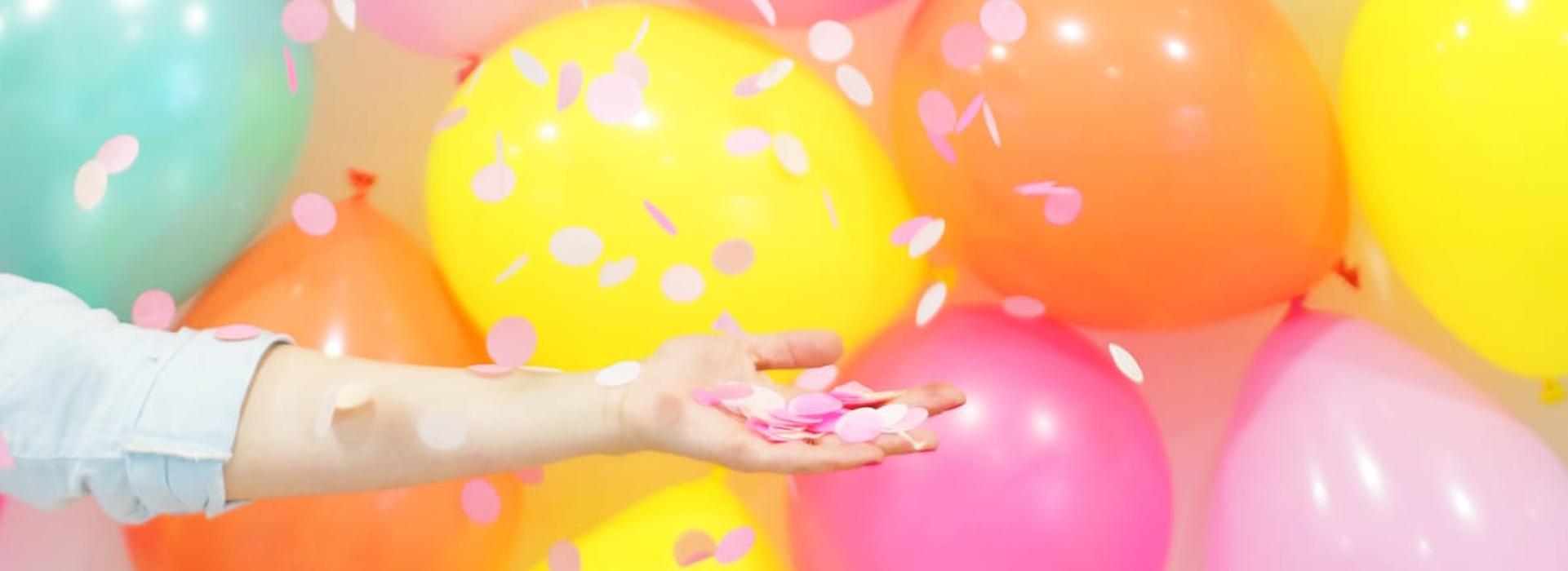 Шикарные букеты из шаров